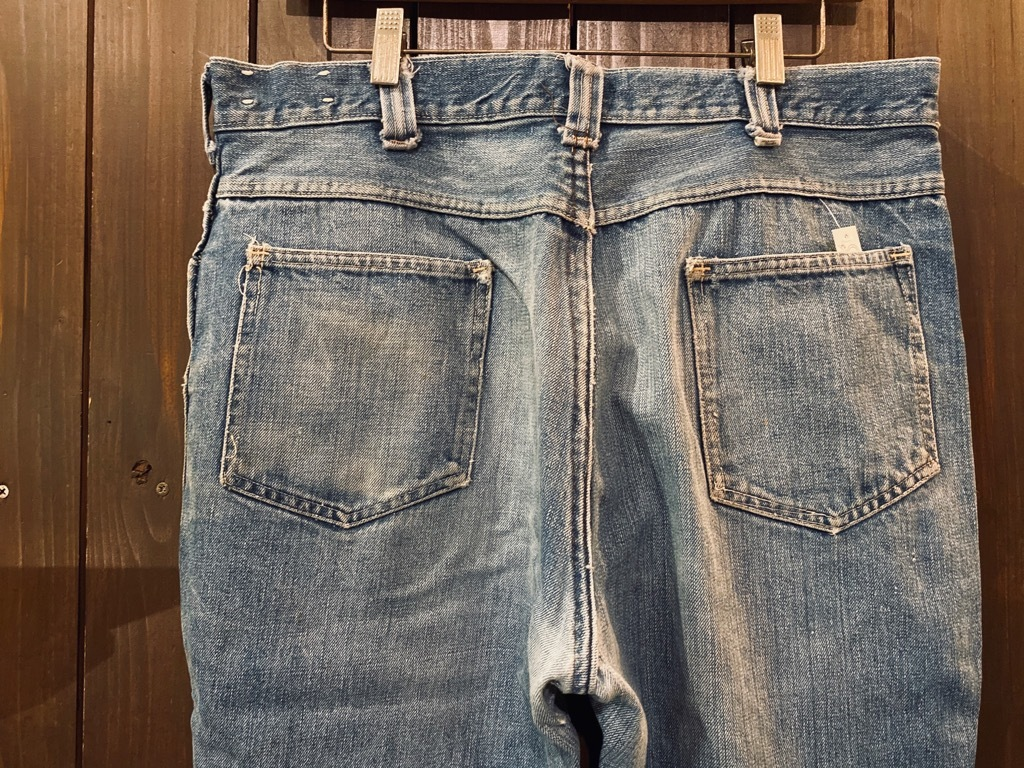 マグネッツ神戸店 6/3(水)Vintage Bottoms入荷! #4 5Pocket Blue Jeans!!!_c0078587_14004933.jpg