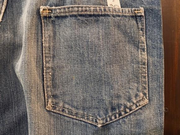 マグネッツ神戸店 6/3(水)Vintage Bottoms入荷! #4 5Pocket Blue Jeans!!!_c0078587_14004996.jpg