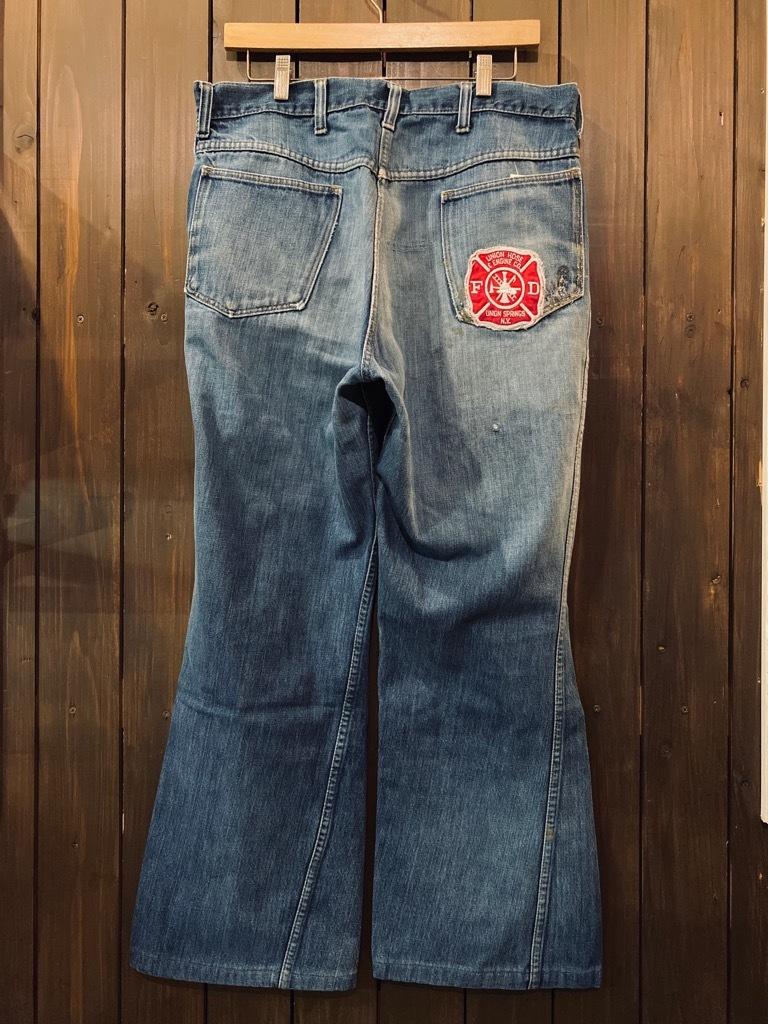マグネッツ神戸店 6/3(水)Vintage Bottoms入荷! #4 5Pocket Blue Jeans!!!_c0078587_14015884.jpg