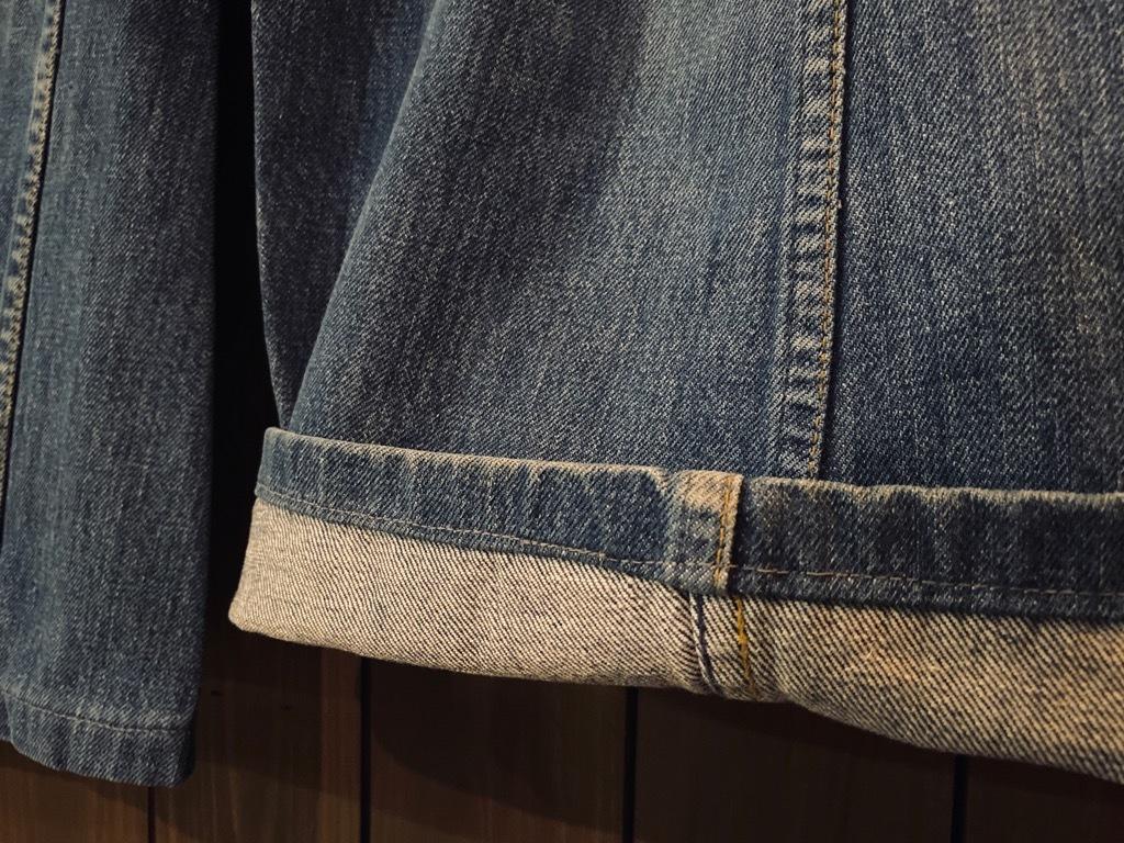 マグネッツ神戸店 6/3(水)Vintage Bottoms入荷! #4 5Pocket Blue Jeans!!!_c0078587_14015895.jpg