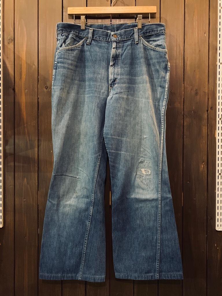 マグネッツ神戸店 6/3(水)Vintage Bottoms入荷! #4 5Pocket Blue Jeans!!!_c0078587_14015999.jpg