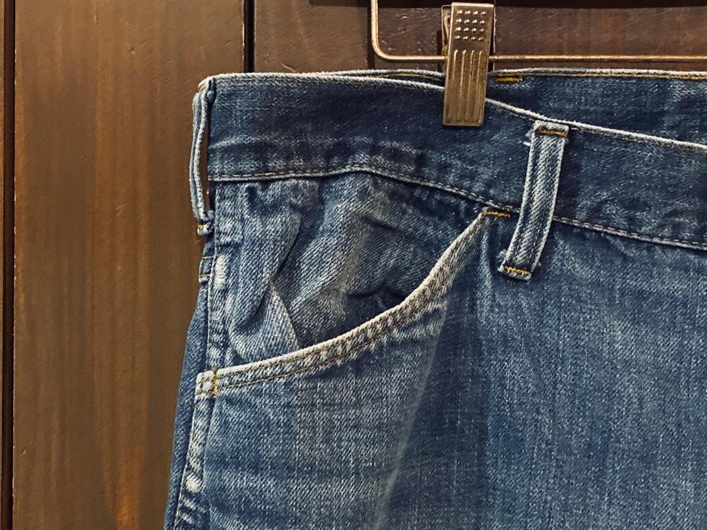 マグネッツ神戸店 6/3(水)Vintage Bottoms入荷! #4 5Pocket Blue Jeans!!!_c0078587_14020053.jpg