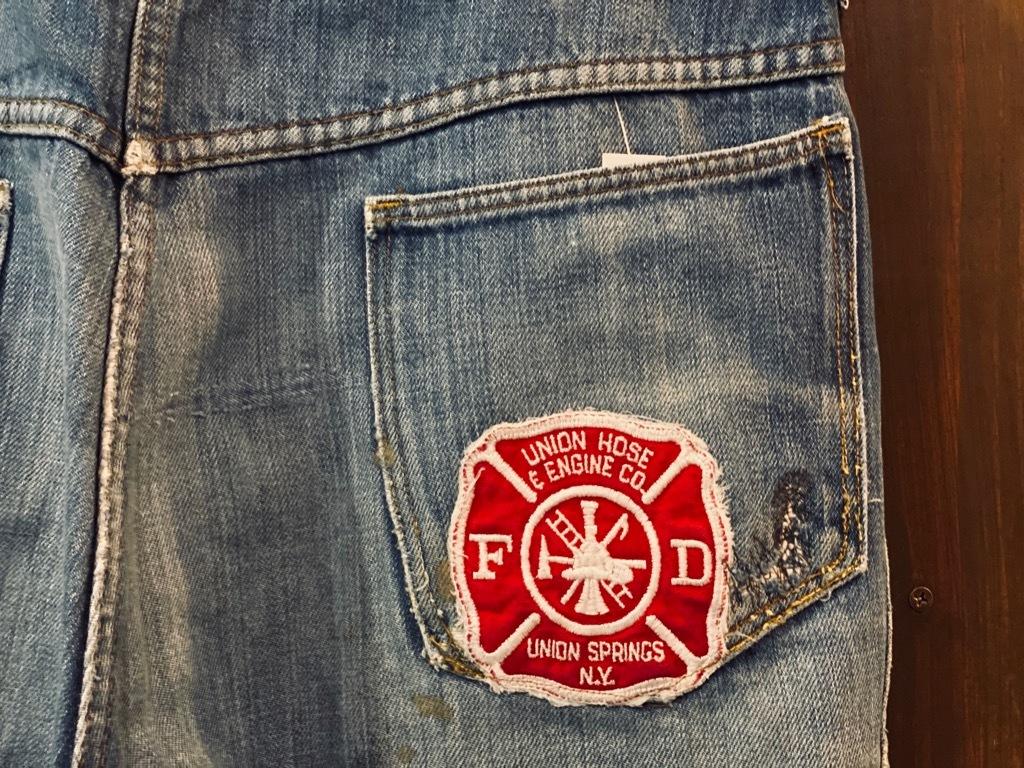 マグネッツ神戸店 6/3(水)Vintage Bottoms入荷! #4 5Pocket Blue Jeans!!!_c0078587_14181425.jpg