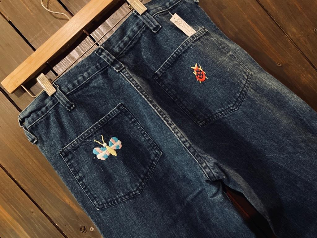 マグネッツ神戸店 6/3(水)Vintage Bottoms入荷! #4 5Pocket Blue Jeans!!!_c0078587_14185401.jpg