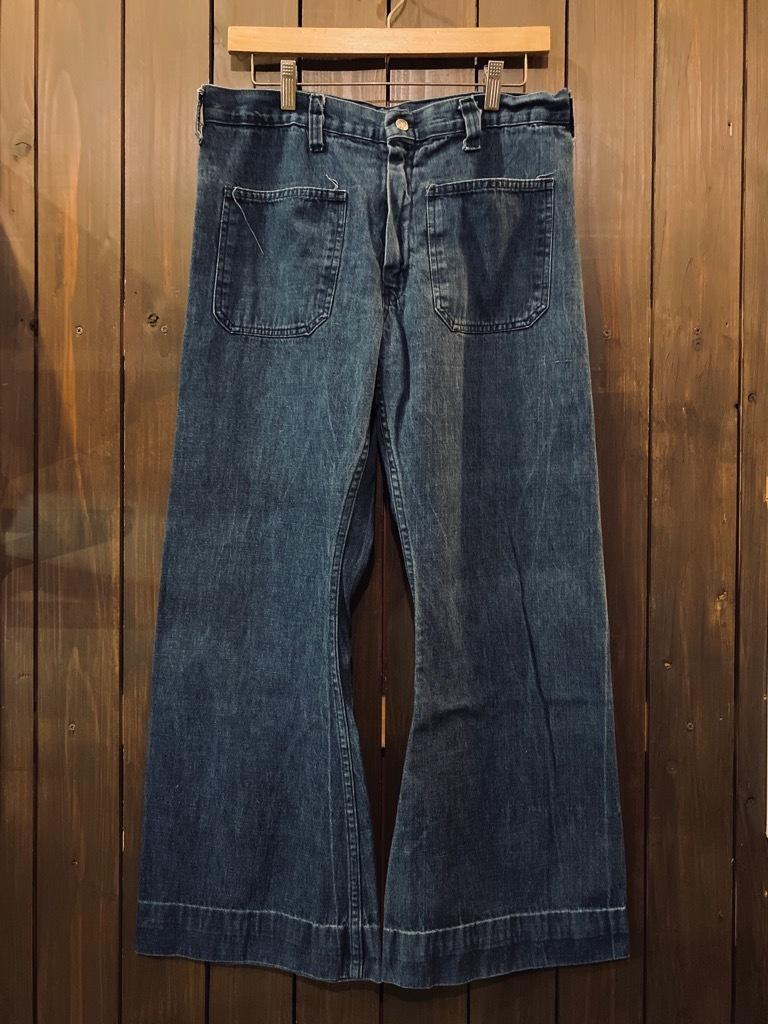 マグネッツ神戸店 6/3(水)Vintage Bottoms入荷! #4 5Pocket Blue Jeans!!!_c0078587_14185453.jpg