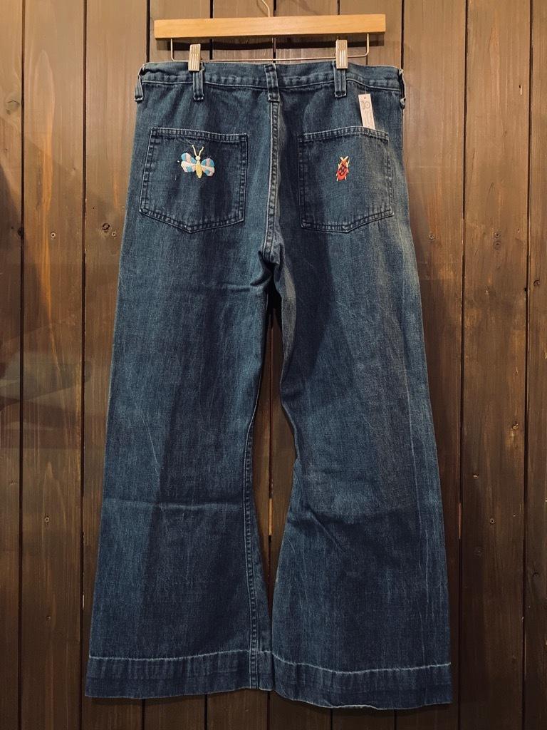 マグネッツ神戸店 6/3(水)Vintage Bottoms入荷! #4 5Pocket Blue Jeans!!!_c0078587_14185540.jpg