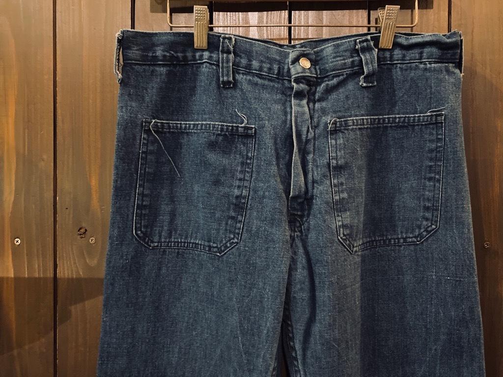 マグネッツ神戸店 6/3(水)Vintage Bottoms入荷! #4 5Pocket Blue Jeans!!!_c0078587_14185543.jpg