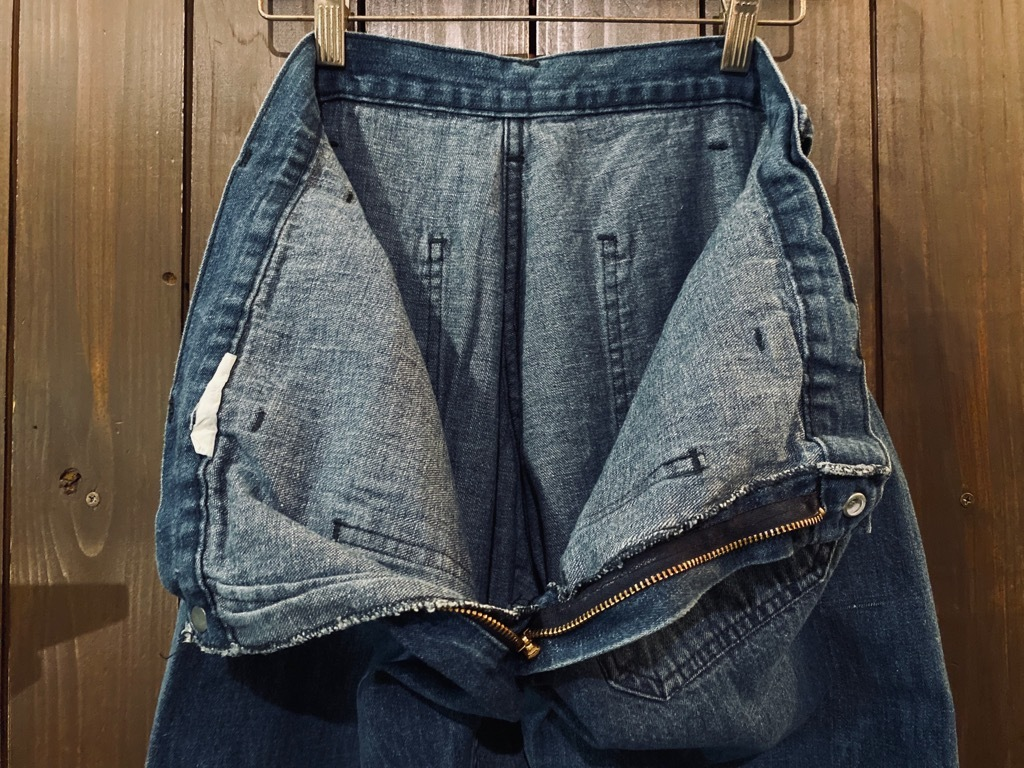 マグネッツ神戸店 6/3(水)Vintage Bottoms入荷! #4 5Pocket Blue Jeans!!!_c0078587_14224461.jpg
