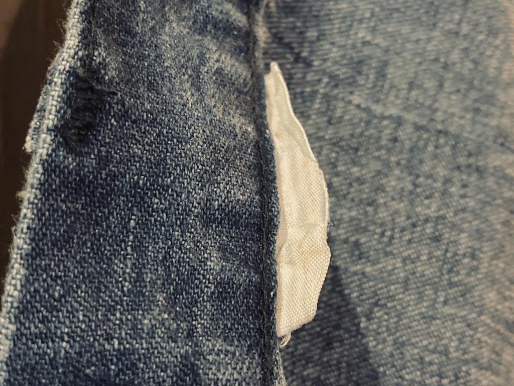 マグネッツ神戸店 6/3(水)Vintage Bottoms入荷! #4 5Pocket Blue Jeans!!!_c0078587_14224575.jpg