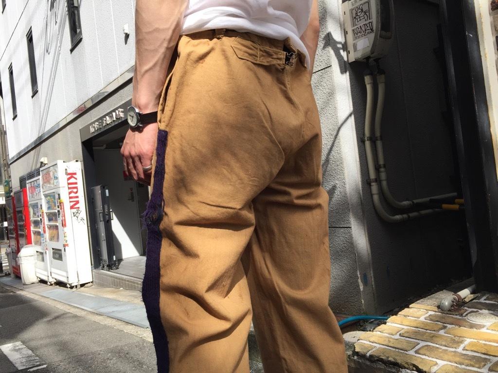 マグネッツ神戸店 6/3(水)Vintage Bottoms入荷! #7 Work Pants!!!_c0078587_17341818.jpg