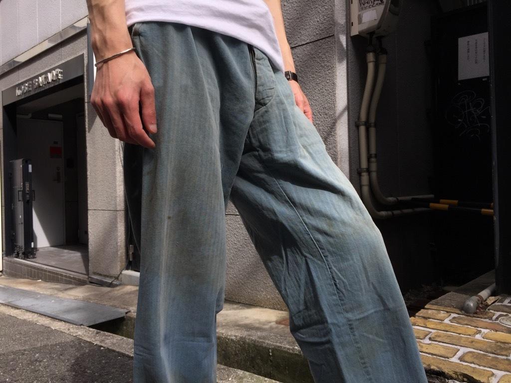 マグネッツ神戸店 6/3(水)Vintage Bottoms入荷! #7 Work Pants!!!_c0078587_17464419.jpg