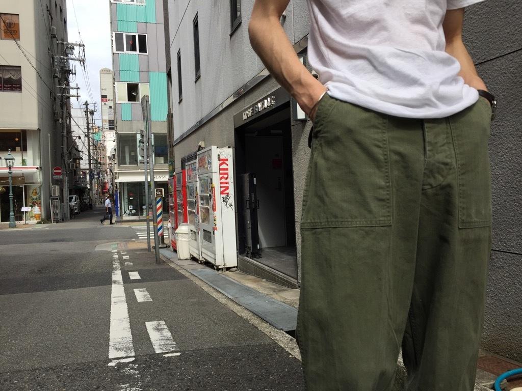 マグネッツ神戸店 6/3(水)Vintage Bottoms入荷! #6 Military Bottoms!!!_c0078587_18041130.jpg