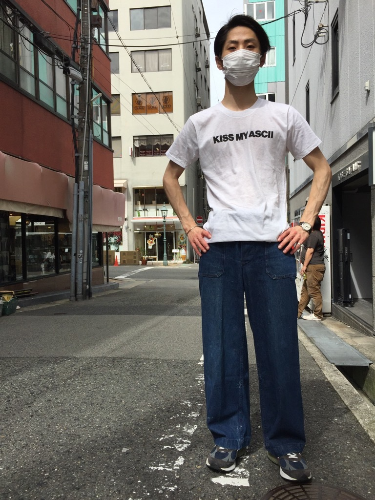 マグネッツ神戸店 6/3(水)Vintage Bottoms入荷! #6 Military Bottoms!!!_c0078587_18070336.jpg