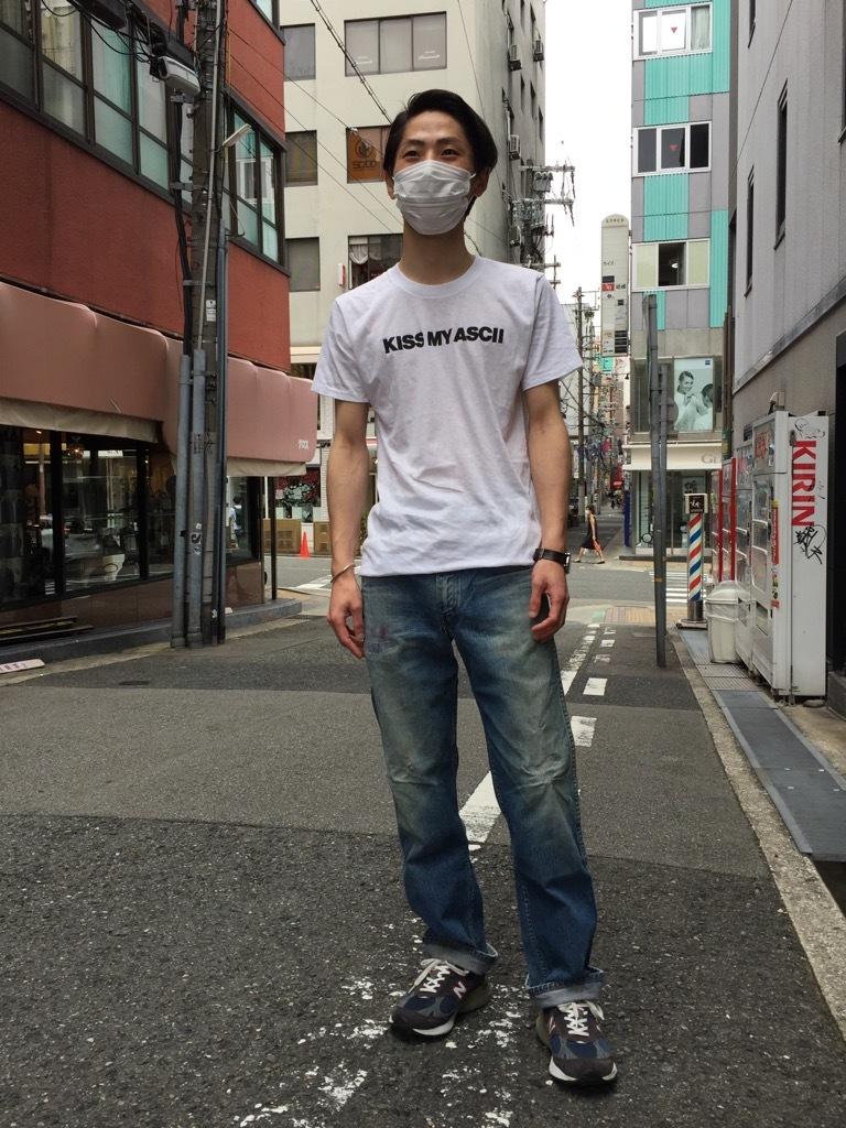 マグネッツ神戸店 6/3(水)Vintage Bottoms入荷! #4 5Pocket Blue Jeans!!!_c0078587_18152623.jpg