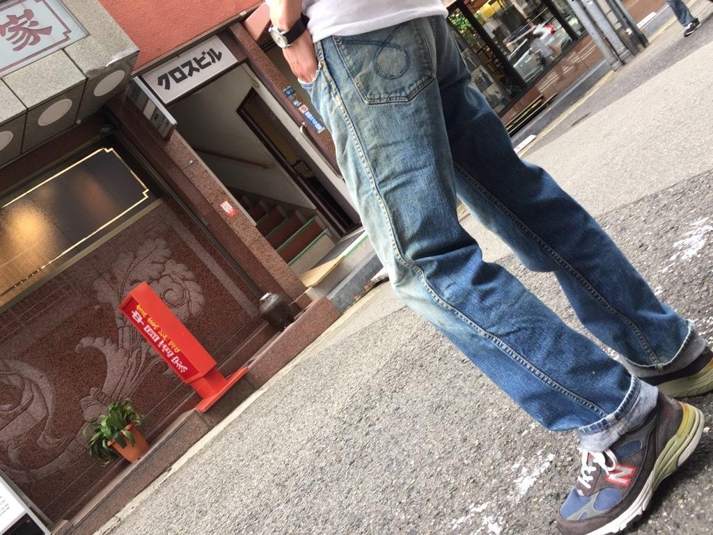 マグネッツ神戸店 6/3(水)Vintage Bottoms入荷! #4 5Pocket Blue Jeans!!!_c0078587_18152703.jpg
