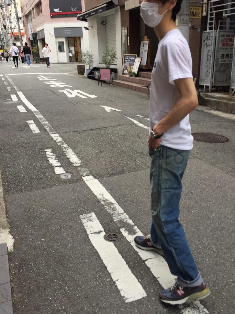 マグネッツ神戸店 6/3(水)Vintage Bottoms入荷! #4 5Pocket Blue Jeans!!!_c0078587_18152718.jpg