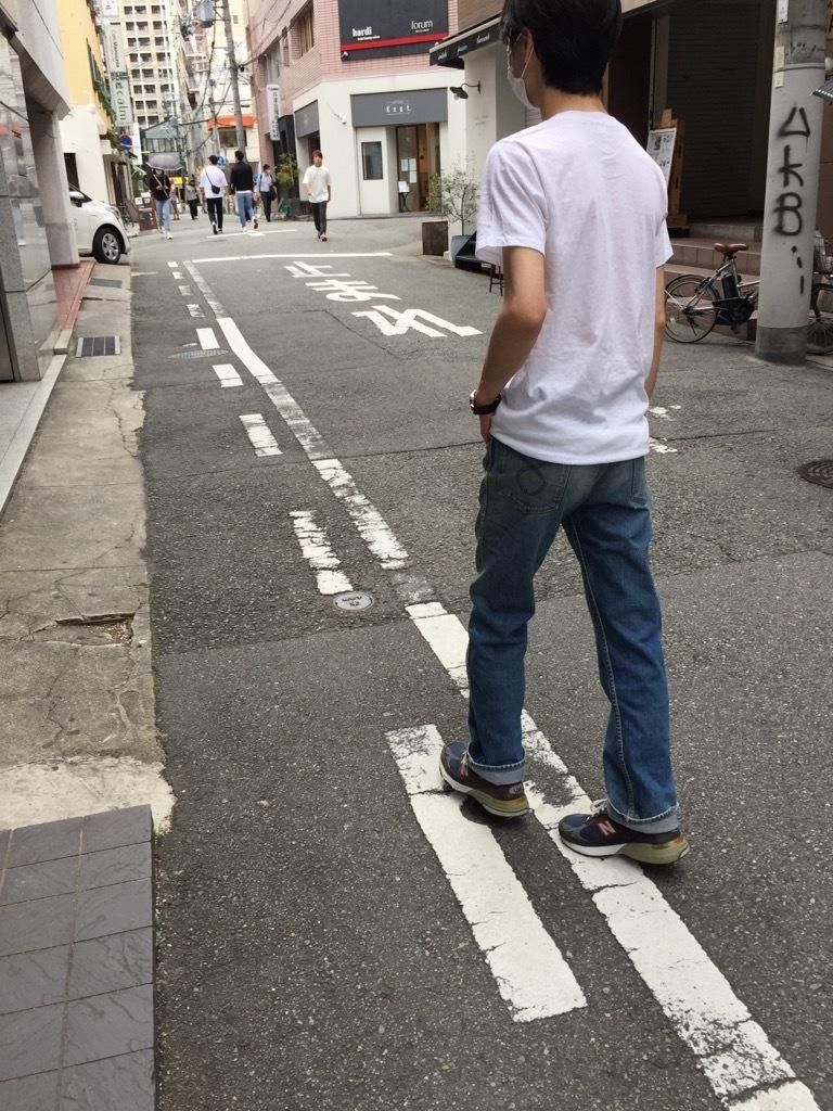 マグネッツ神戸店 6/3(水)Vintage Bottoms入荷! #4 5Pocket Blue Jeans!!!_c0078587_18152725.jpg