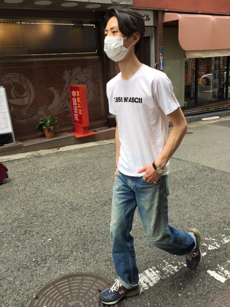 マグネッツ神戸店 6/3(水)Vintage Bottoms入荷! #4 5Pocket Blue Jeans!!!_c0078587_18152779.jpg