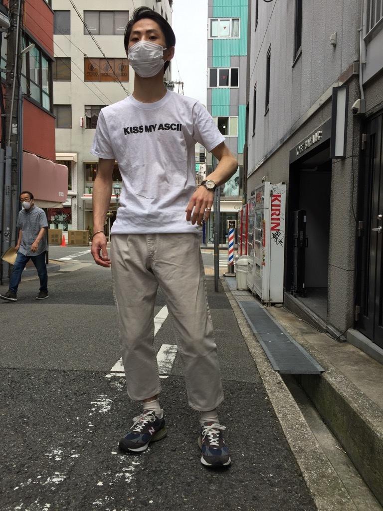 マグネッツ神戸店 6/3(水)Vintage Bottoms入荷! #4 5Pocket Blue Jeans!!!_c0078587_18175537.jpg