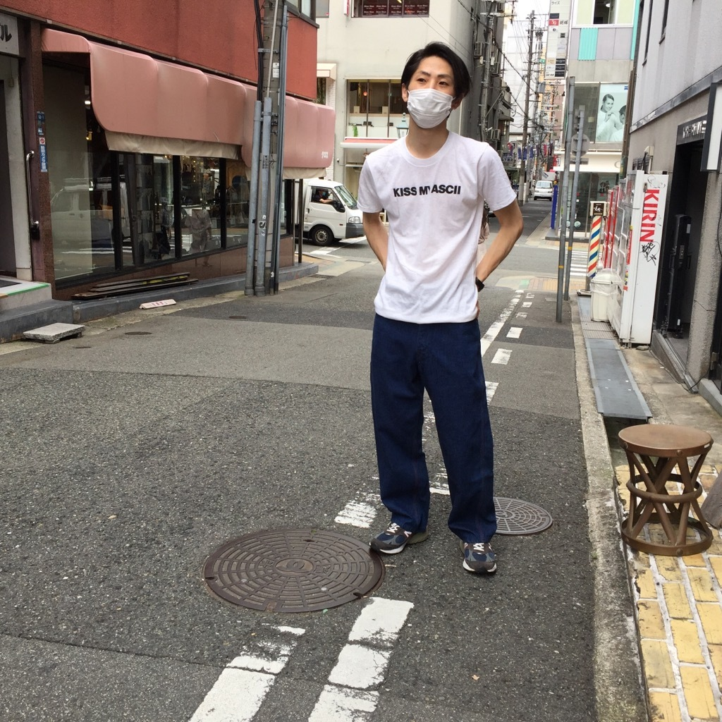 マグネッツ神戸店 6/3(水)Vintage Bottoms入荷! #3 Painter Pants!!!_c0078587_18185020.jpg