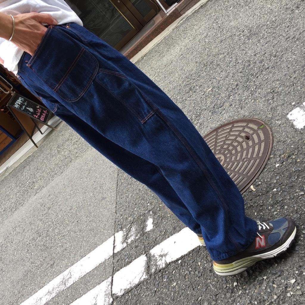 マグネッツ神戸店 6/3(水)Vintage Bottoms入荷! #3 Painter Pants!!!_c0078587_18185156.jpg