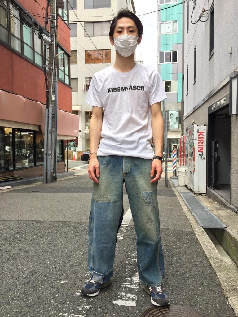 マグネッツ神戸店 6/3(水)Vintage Bottoms入荷! #3 Painter Pants!!!_c0078587_18201076.jpg