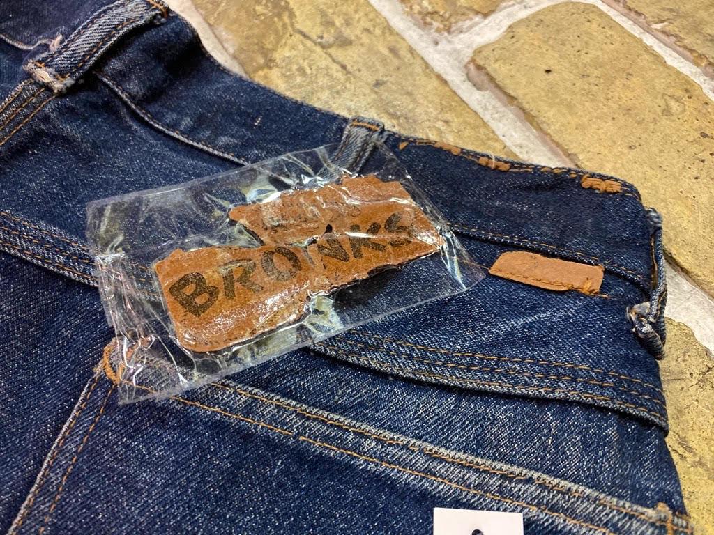 マグネッツ神戸店 6/3(水)Vintage Bottoms入荷! #4 5Pocket Blue Jeans!!!_c0078587_18311261.jpg