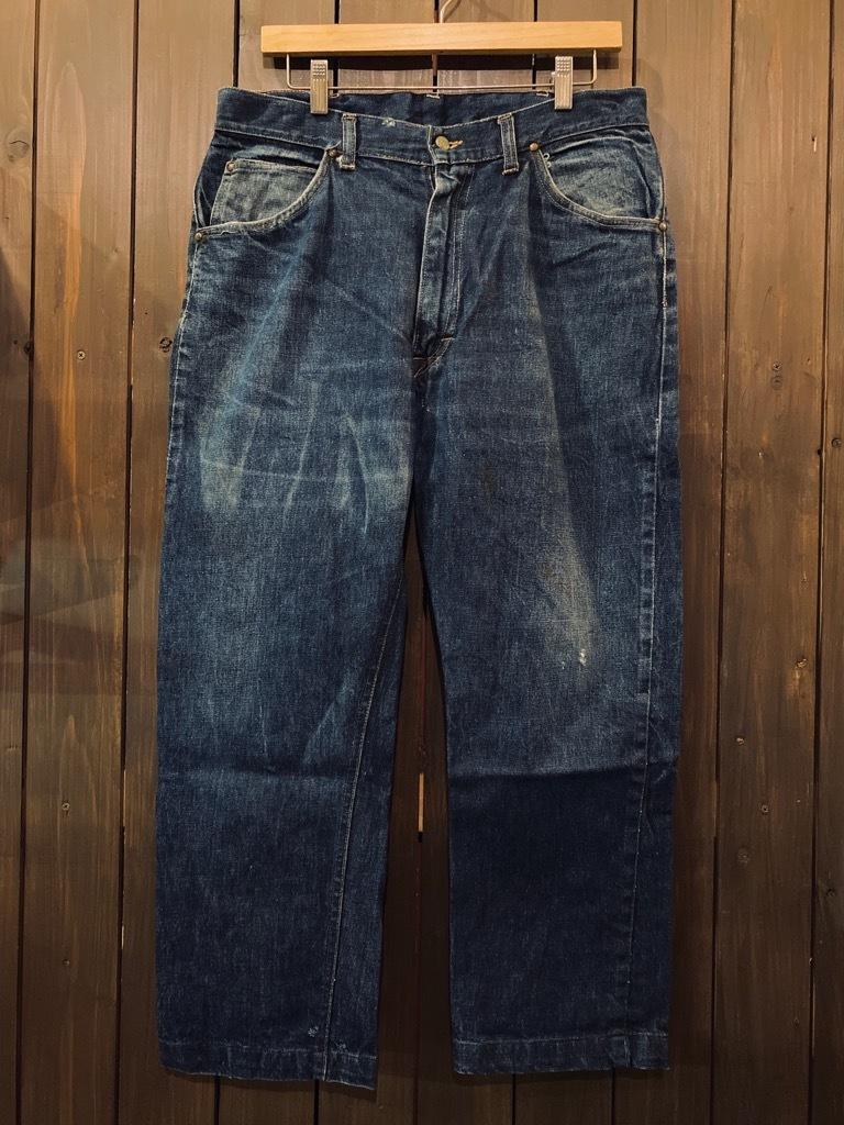 マグネッツ神戸店 6/3(水)Vintage Bottoms入荷! #4 5Pocket Blue Jeans!!!_c0078587_18330497.jpg
