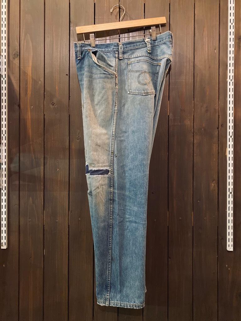 マグネッツ神戸店 6/3(水)Vintage Bottoms入荷! #4 5Pocket Blue Jeans!!!_c0078587_18333503.jpg