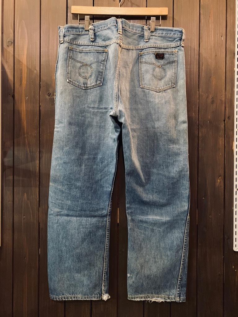 マグネッツ神戸店 6/3(水)Vintage Bottoms入荷! #4 5Pocket Blue Jeans!!!_c0078587_18333515.jpg