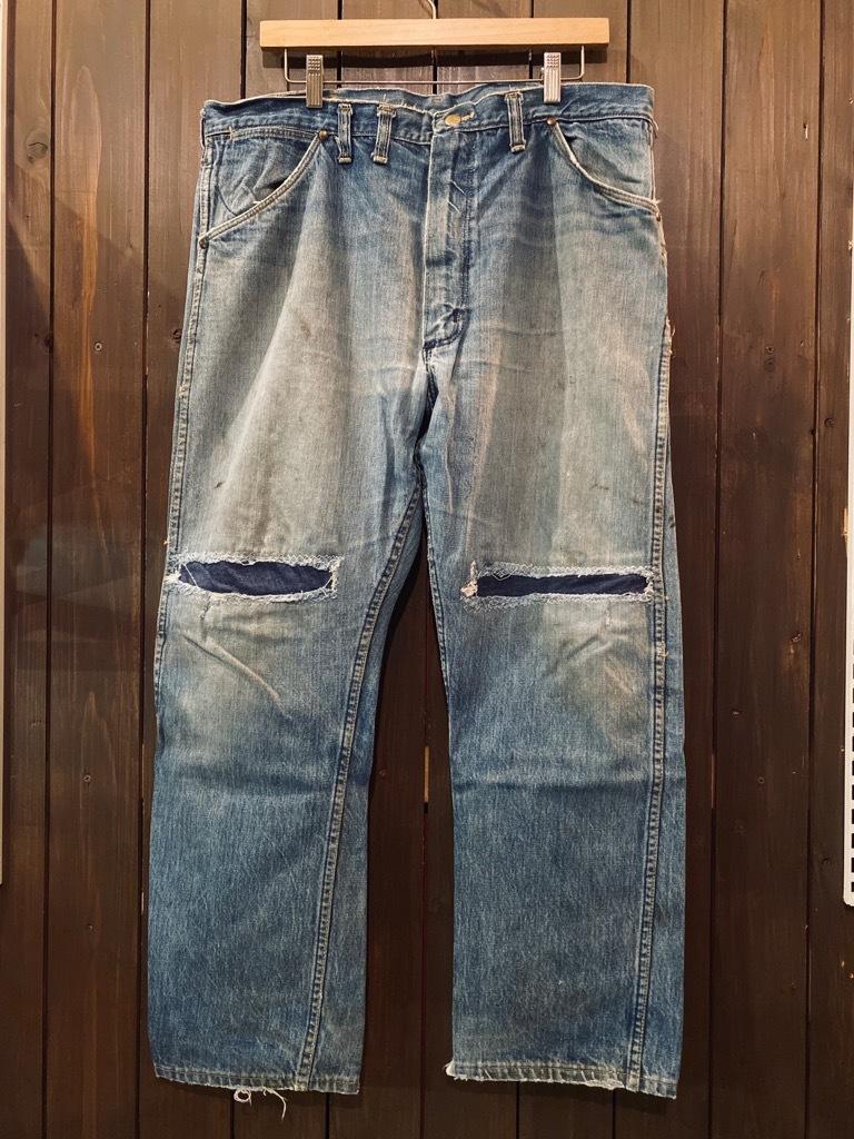 マグネッツ神戸店 6/3(水)Vintage Bottoms入荷! #4 5Pocket Blue Jeans!!!_c0078587_18333546.jpg
