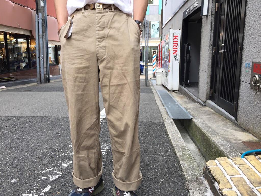 マグネッツ神戸店 6/3(水)Vintage Bottoms入荷! #6 Military Bottoms!!!_c0078587_18422497.jpg