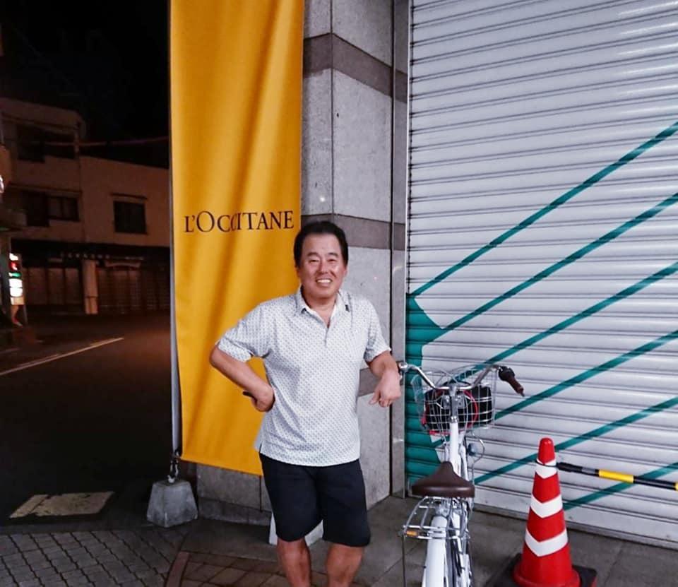 「チーム日本」で力を合わせ、全国に笑顔が戻るよう頑張りましょう。_c0186691_10484374.jpg