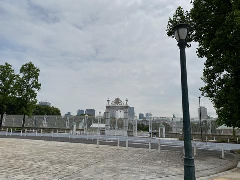 赤坂迎賓館前休憩所_f0038600_20010128.jpg