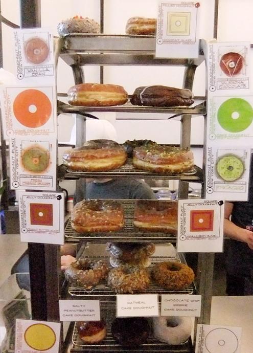 6月の第一金曜日(6/5)、米国ではナショナル・ドーナツ・デー(National Doughnut Day)_b0007805_04503004.jpg