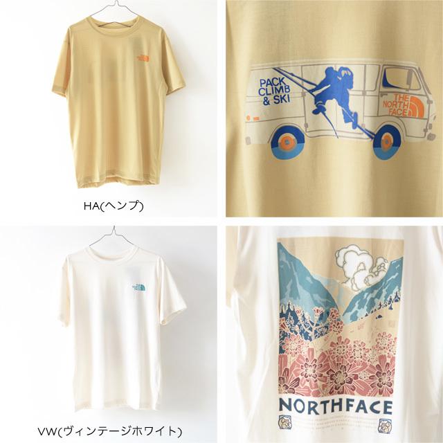 THE NORTH FACE [ザ ノースフェイス正規代理店] M S/S Graphic Camp Tee [NT32050] ショートスリーブグラフィックTシャツ・MEN\'S_f0051306_17315837.jpg