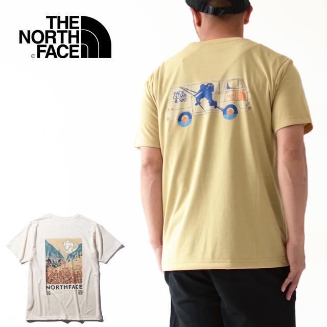 THE NORTH FACE [ザ ノースフェイス正規代理店] M S/S Graphic Camp Tee [NT32050] ショートスリーブグラフィックTシャツ・MEN\'S_f0051306_17315889.jpg