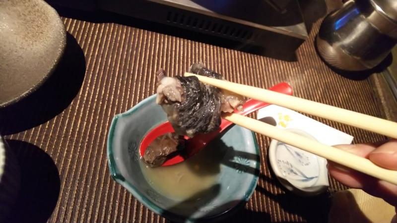 箱根湯本「食事処 山法師」すっぽんで、冷え性改善!_c0404632_22495191.jpg