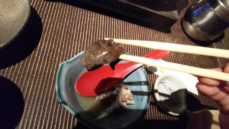 箱根湯本「食事処 山法師」すっぽんで、冷え性改善!_c0404632_22495339.jpg
