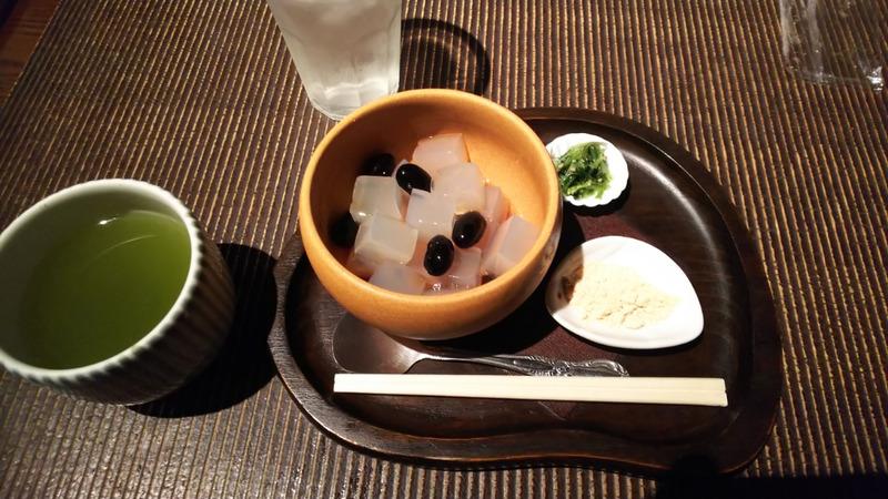 箱根湯本「食事処 山法師」すっぽんで、冷え性改善!_c0404632_22495795.jpg