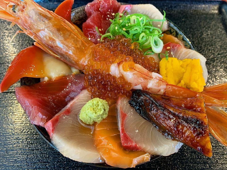 三国の海鮮料理「魚富水産 ぎょっぷ」_e0173645_19591253.jpg