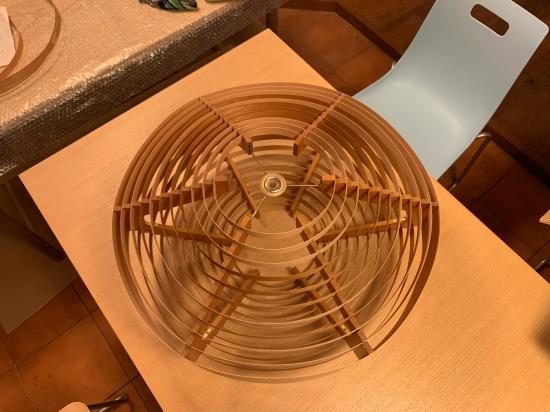 ヤコブセンランプ名作 JAKOBSSON LAMP 照明器具 修理 28_f0053665_13583291.jpg