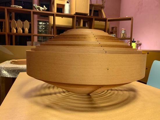 ヤコブセンランプ名作 JAKOBSSON LAMP 照明器具 修理 28_f0053665_13584560.jpg