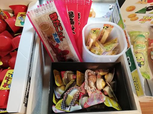駄菓子の日は、いつから復活できるかなぁ~?_d0169072_22542095.jpg