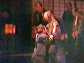8-4/30-72 舞台「小林一茶」井上ひさし作 木村光一演出 こまつ座の時代(アングラの帝王から新劇へ)_f0325673_14250841.jpg