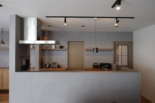 豊橋市H様邸店舗兼新築住宅完成_b0239082_18445124.jpg