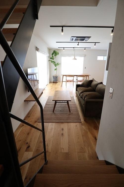 豊橋市H様邸店舗兼新築住宅完成_b0239082_18541190.jpg