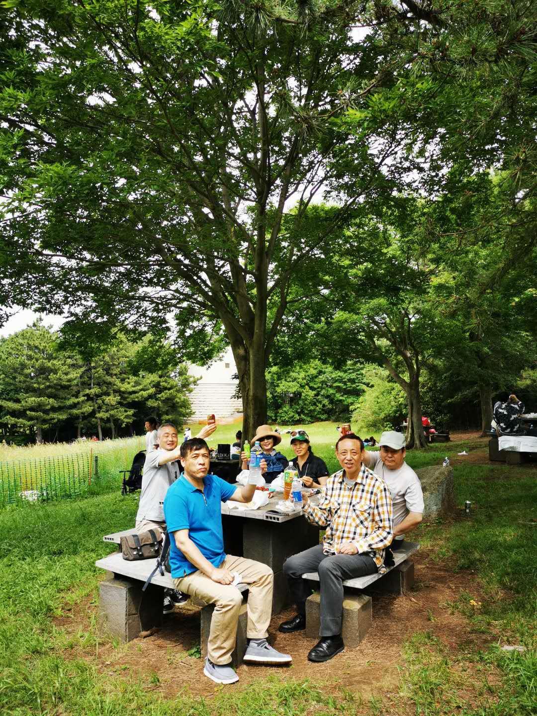 沿荒川骑车在葛西临海公园参加森林浴_d0007589_04315708.jpg