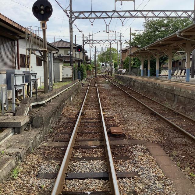 古い駅で次の列車を待つ。いや、この感覚は現存するからこそだ。_a0334793_13470326.jpg