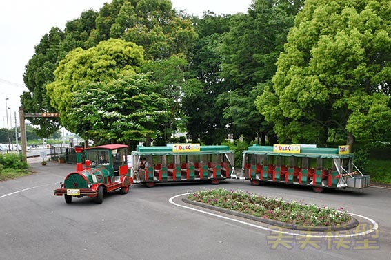 壬生わんぱく公園と東武6050系_d0110009_15260075.jpg